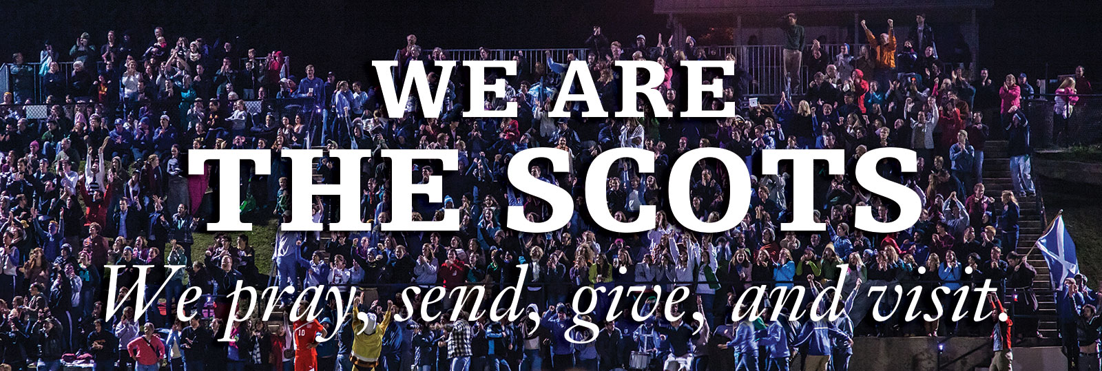 We are the Scots
