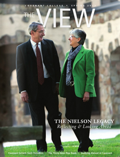 View magazine cover, Spring 2012 issue