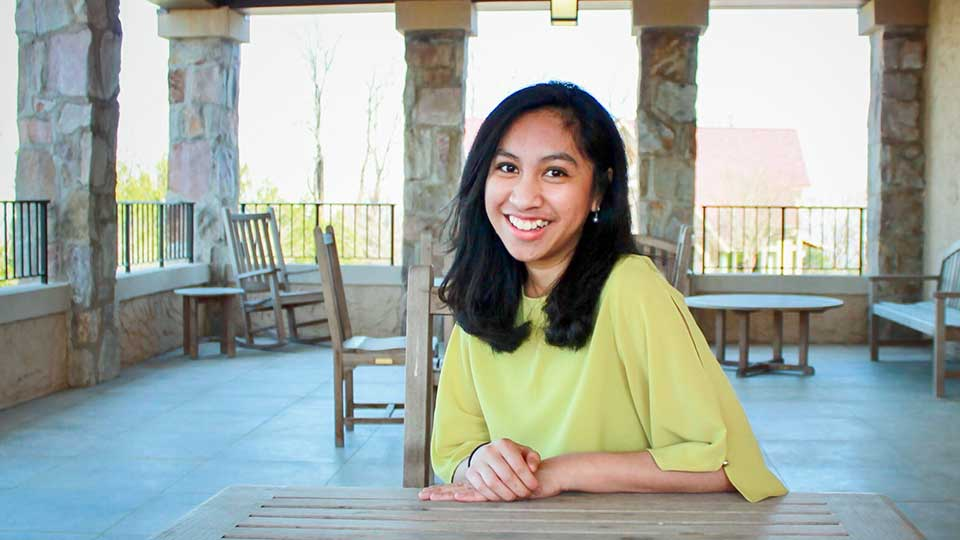 Christian College Student Profiles - Ella Sahertian