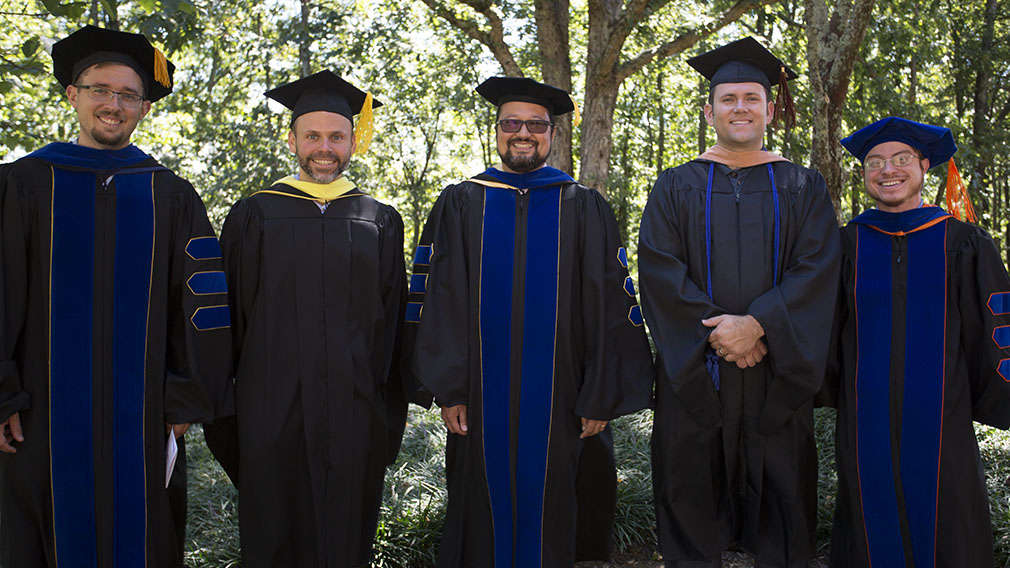 New Covenant College faculty members - Fall 2017